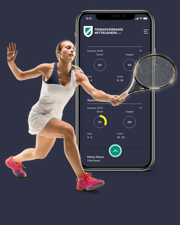 Tennis Nu Liga