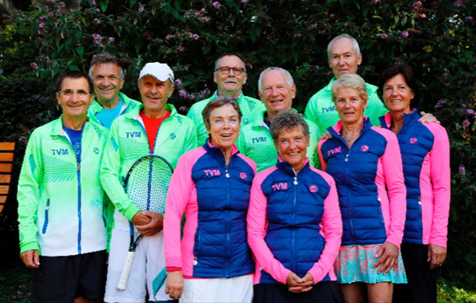 Tvm-Tennis Mannschaftsspiele